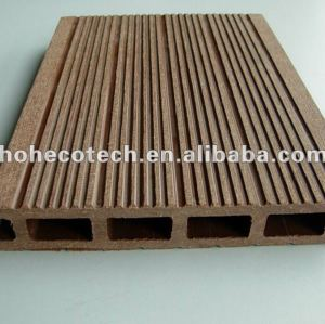 Green building material wpc outdoor flooring (wpc decking/wpc wall panel/wpc leisure products)