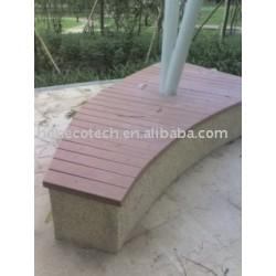 屋外のdeckingの木製の合成物