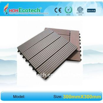 WPC title WPC Non-Slip, Wear-Resistant outdoor tile flooring
