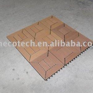 Wood Plastic Composites(WPC) Tiles(CE Certificated)