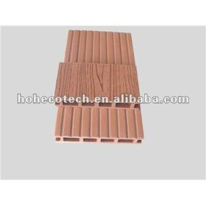 100% recycled wpc high quality outdoor flooring (wpc decking/wpc wall panel/wpc leisure products)