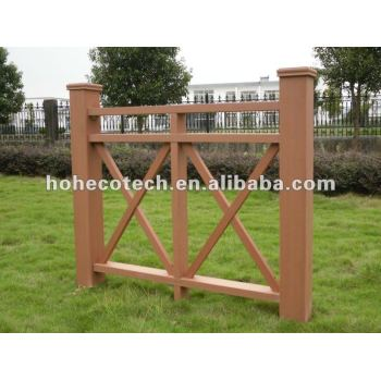 Wood plastic composite wpc outdoor railing