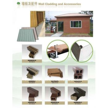 Professional Supplier of Wall Panel/WPC Material