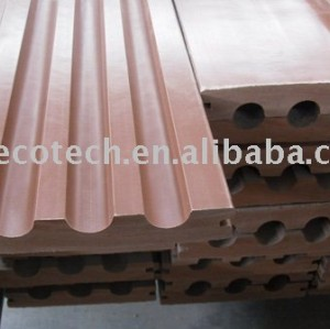 wood plastic composite deck ISO CE
