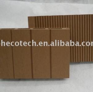 Plancher composé en plastique en bois de Huasu