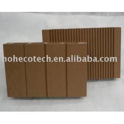 Huasuの木製のプラスチック合成の床