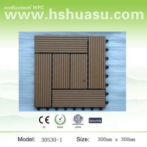 fai da te pavimentoin legno per uso esterno