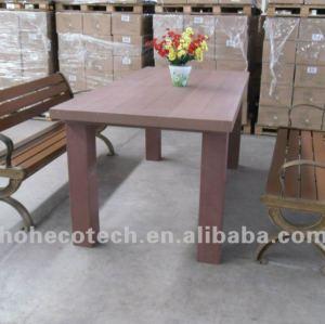 de insectos resistants compuesto plástico de madera silla