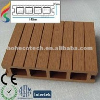 Hot sale! Decorative Artifical Wood Decks and Terrace WPC decking wood plastic composite decking/flooring