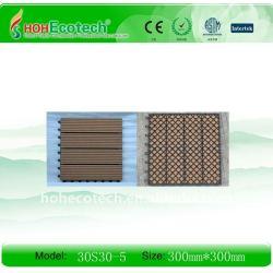 wpcの屋外のタイル(ISO9001、ISO14001、ROHSのセリウム)
