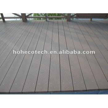 Eco-friendly and recycling lanscaping of building material WPC outdoor decking/flooring projects