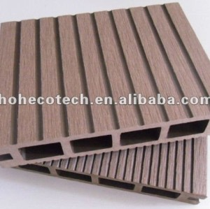 135*25mm Wood Plastic Composite pontoon WPC decking /marina flooring/floating pontoon for boat and yacht mooring