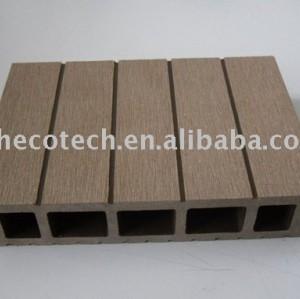 WPC imperméabilisent le plancher