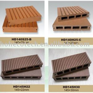 WPC outdoor decking/flooring-CE