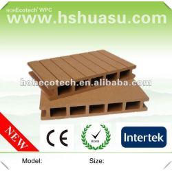 最上質の防水木製のプラスチック合成のdecking