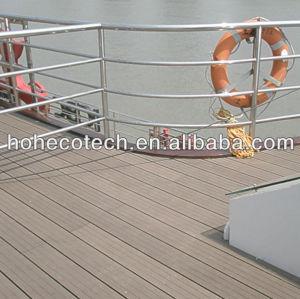 Waterproof outdoor floor covering