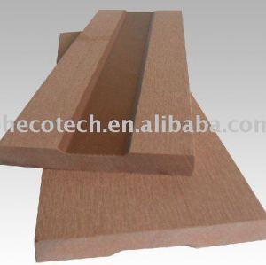 Panneau de plancher très populaire de WPC