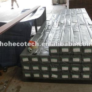 Durevole caldo vendita legno composito di plastica pavimenti per esterni ( acqua prova, uv resistenza, resistenza rot e crack )