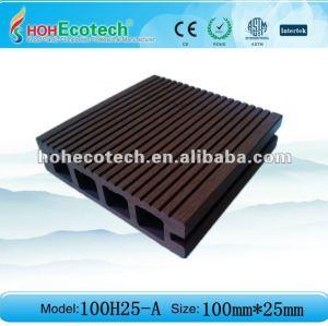 Meilleur prix-- creux, wpc platelage/plancher composite