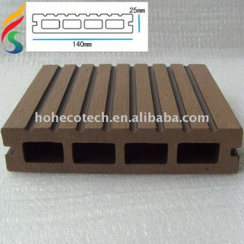 tongue and groove composite decking WPC floor