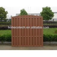 木製のフェンスのタイプ/ガーデンフェンシング/温室木材フェンシング低価格で