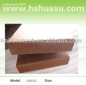 de plástico de madera plataforma marina