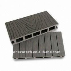 空の軽い設計WPC合成の木製の材木の木製のプラスチックdeckingのタイル