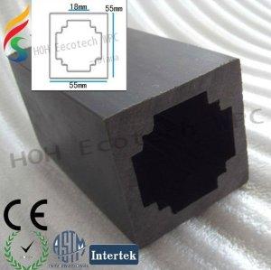 튼튼한 뜨거운 판매 목제 플라스틱 합성 검술 부속품 (물 증거, UV 저항, 저항 썩을 것이다 및 균열)