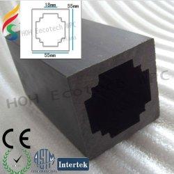 耐久の熱い販売の木製のプラスチック合成の囲う付属品(水証拠、紫外線抵抗、抵抗腐敗するおよびひび)