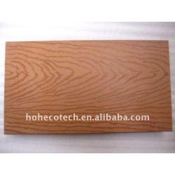 質の150x25mmの溝形の木製のdecking