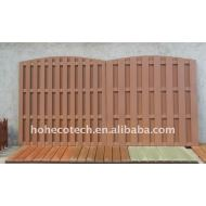 安い木製の柵( wpcフェンシング)