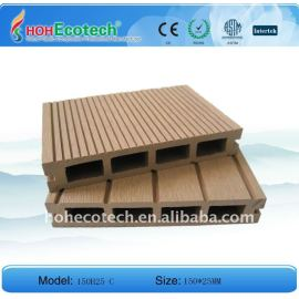 Marina deck wood plastic