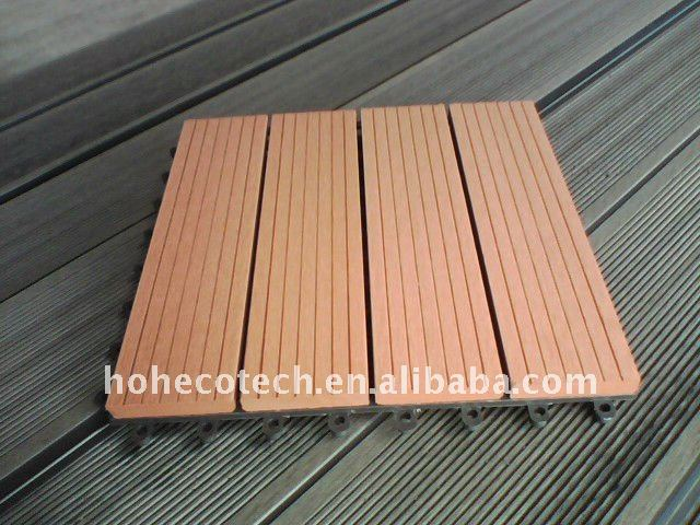 Diy decking boards garden decoration wpc wood plastic for 6 metre decking boards