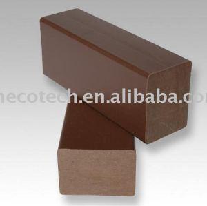 poutrelle pour le decking extérieur/plancher-CE de WPC