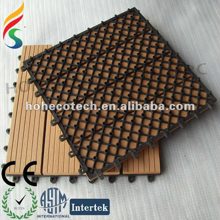 Wood Plastic Composite Building Material Outdoor Flooring Board