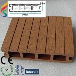 木製のプラスチックwpcの海洋板