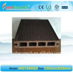 木製のプラスチック合成のDecking WPCのDECKING板wpcの屋外のフロアーリング