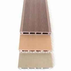 木製のフロアーリングの合成のdeckingかフロアーリングのwpcのdeckingより世帯の/outdoorの床の装飾のよい機能