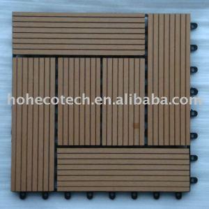 La fourniture de bois- plastique composite sol carrelage terrasse diy
