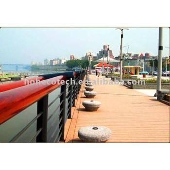 wpc dock(around pool)