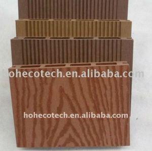 составной древесины/бамбука diy настил доски wpc деревянный пластичный составной настил синтетических/половые доски