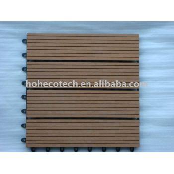 composite outdoor decking tiles