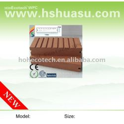 WPCのDecking、セリウム、ISO9001、ISO14001approved