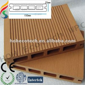 Wood plastic composite outdoor WPC decking/flooring