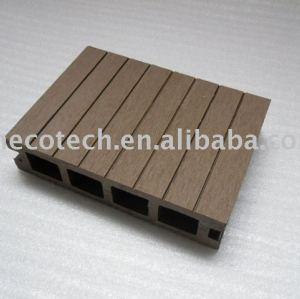 Panneau de plancher de WPC (ISO9001, ISO14001, ROHS)