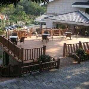 Wood Plastic Composite WPC External terrace