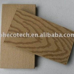 Como madera decking del wpc junta ( ce/rohs/iso9001/iso14001 )