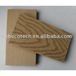木は好むWPCのdecking板(CE/ROHS/ISO9001/ISO14001)を