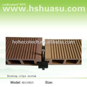 Plate-forme en bois en plastique