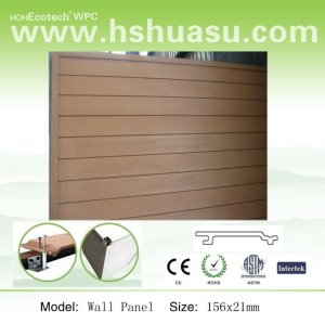 scratch-resistant wpc wall panel